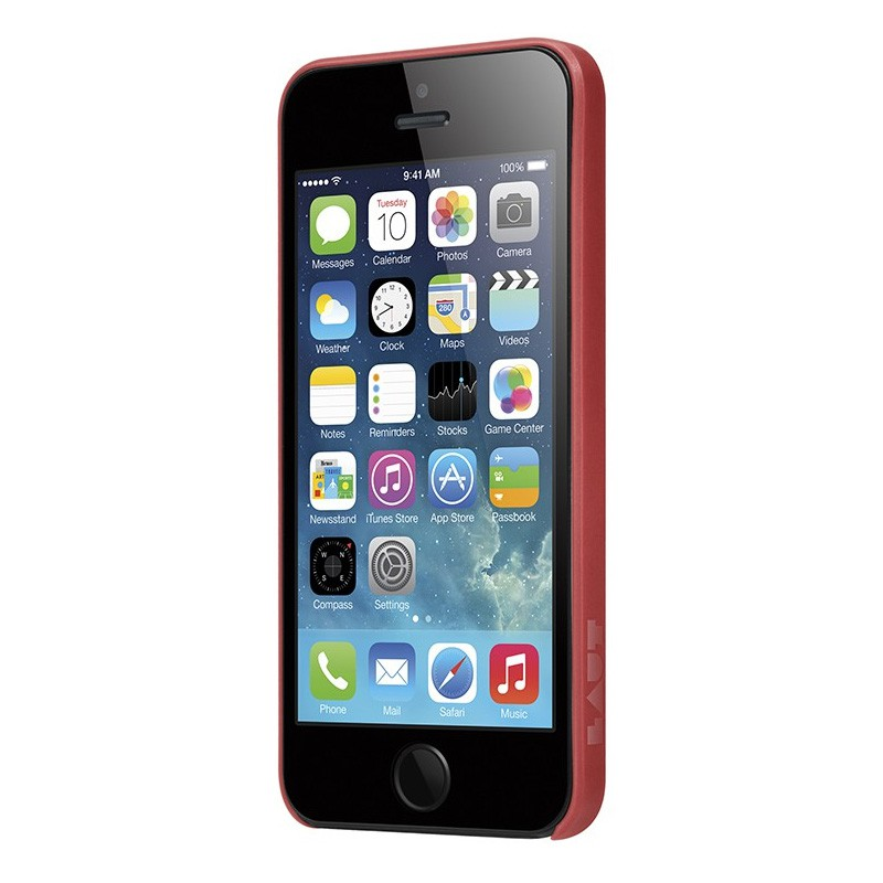 LAUT SlimSkin iPhone 5/5S Red - 2