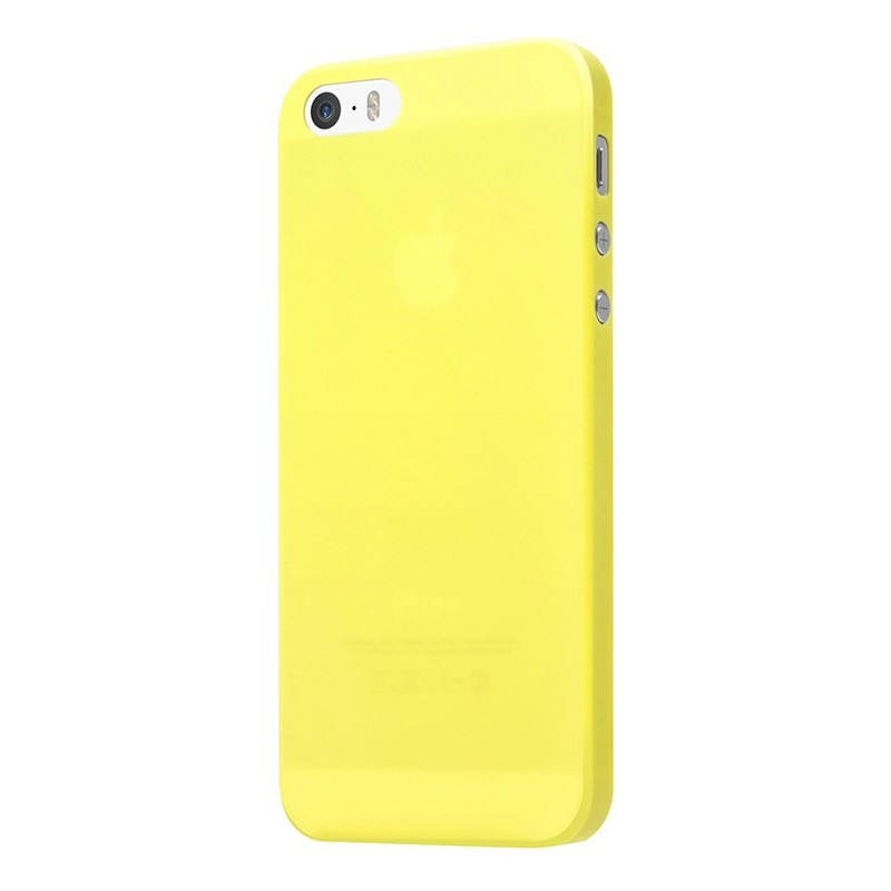 LAUT SlimSkin iPhone 5/5S Yellow - 1
