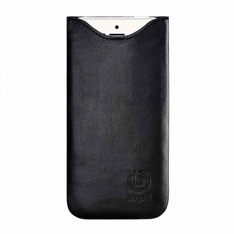 Bugatti SlimFit Sleeve iPhone 6 Plus Black - 1
