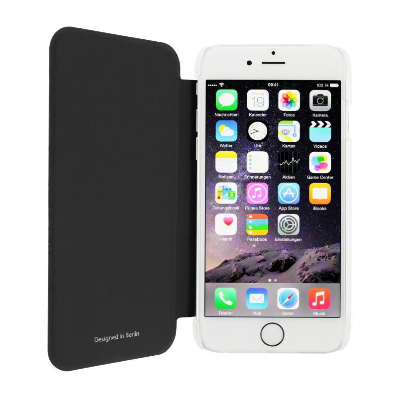Artwizz SmartJacket iPhone 6 White - 2