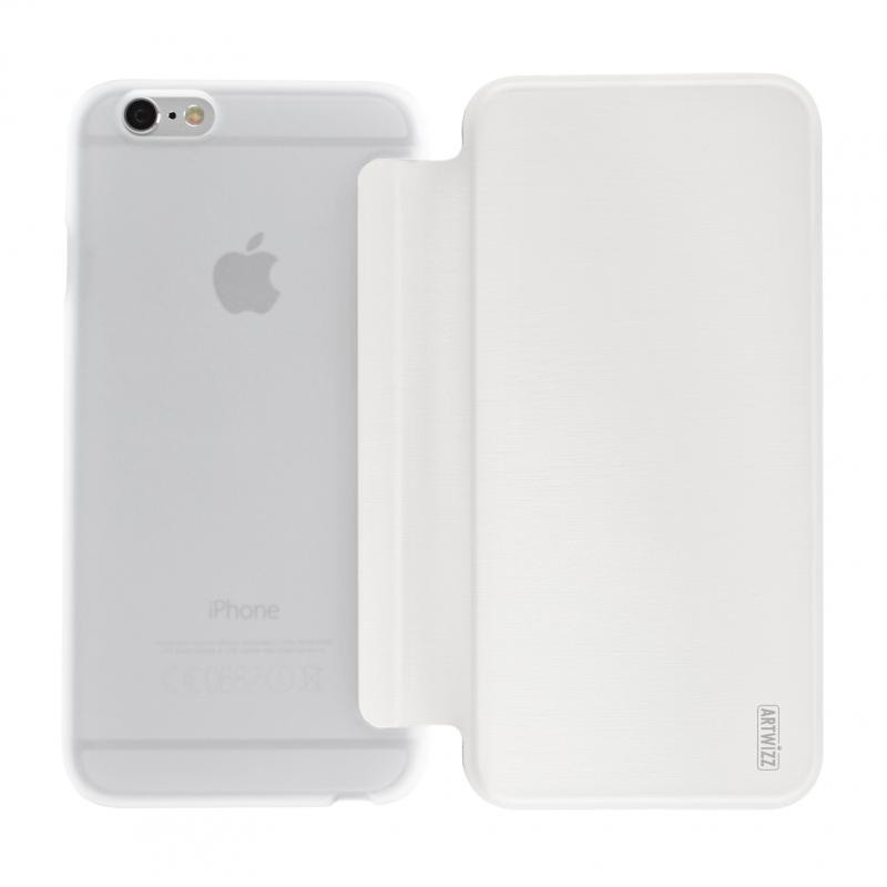 Artwizz SmartJacket iPhone 6 Plus White - 2