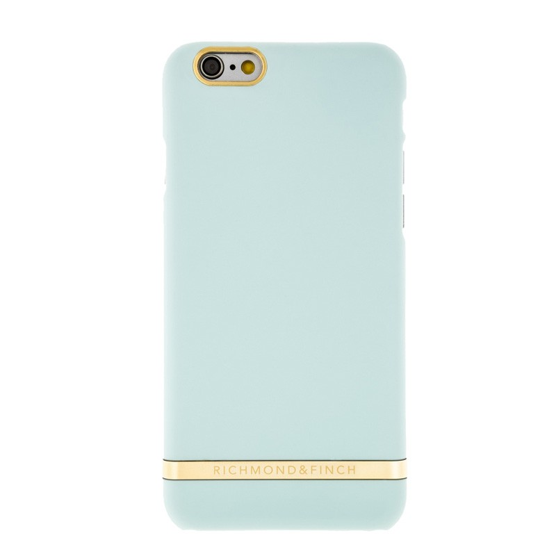 Richmond & Finch Smooth Satin Soft iPhone 6 / 6S Blue - 1