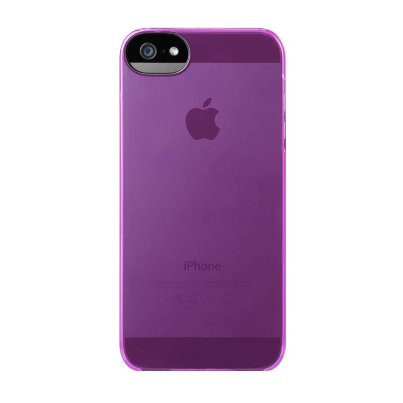 Incase Tinted Snap Case iPhone 5/5S Purple - 2