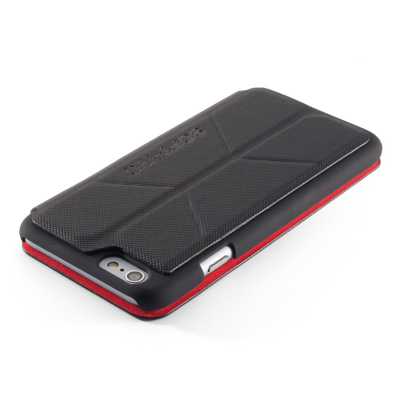 Element Case Soft-Tec Folio iPhone 6 Plus Black - 4