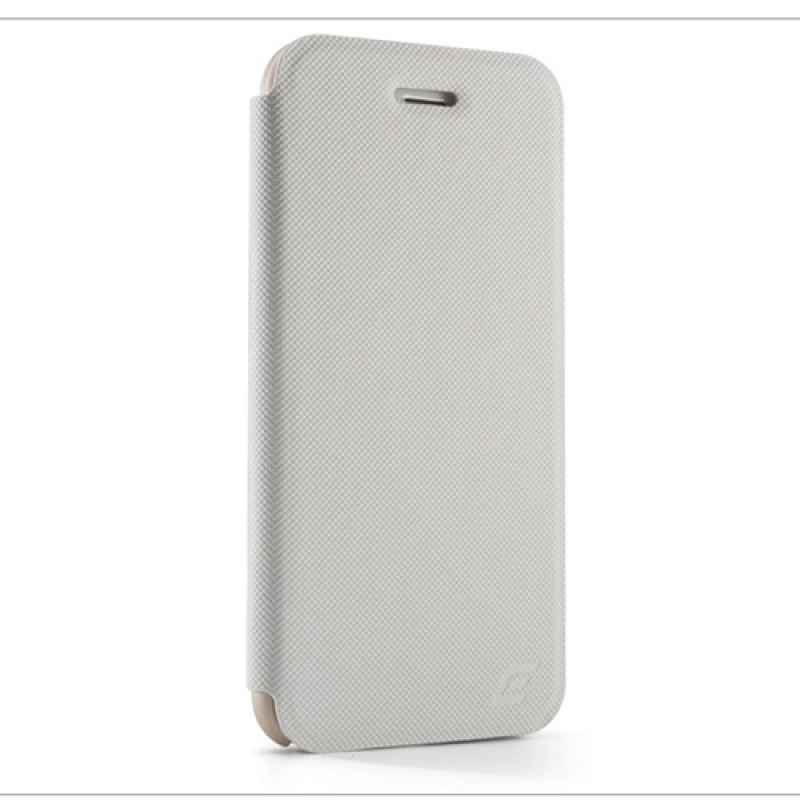 Element Case Soft-Tec Folio iPhone 6 White/Gold - 2