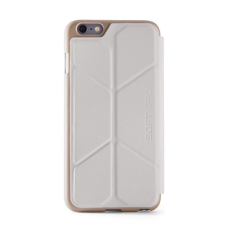 Element Case Soft-Tec Folio iPhone 6 Plus White - 2