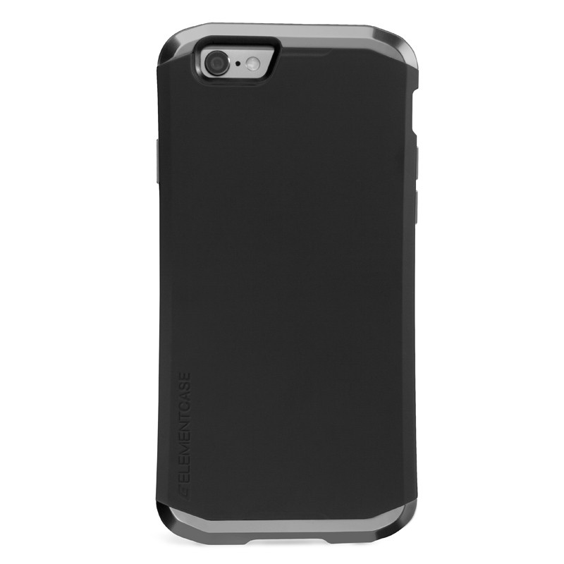 Element Case Solace II iPhone 6 / 6S Black - 1