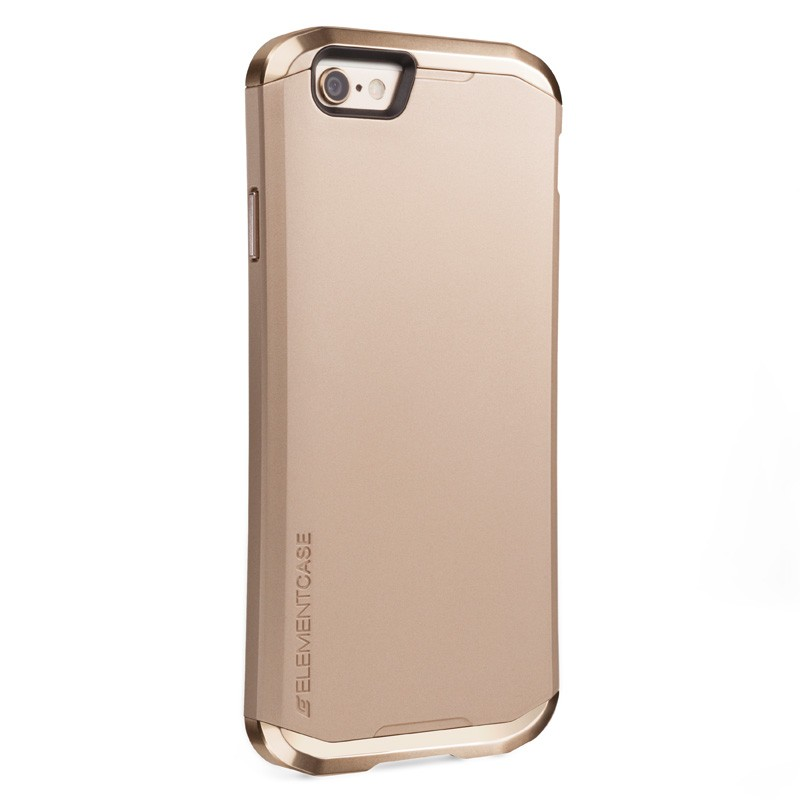 Element Case Solace II iPhone 6 / 6S Gold - 2