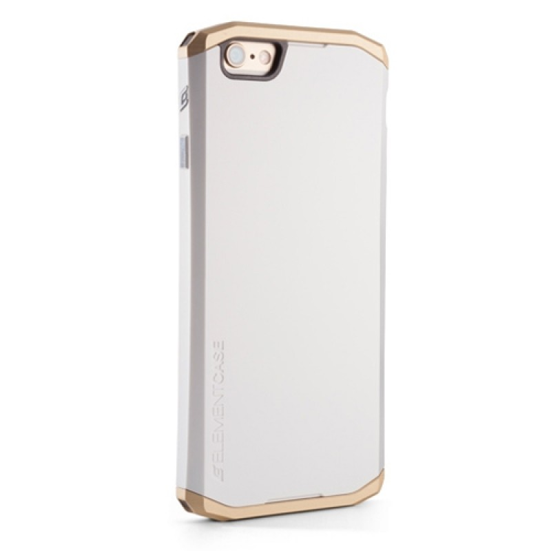 Element Case Solace iPhone 6 White/Gold - 1