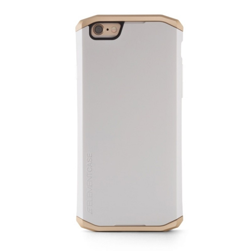 Element Case Solace iPhone 6 White/Gold - 2