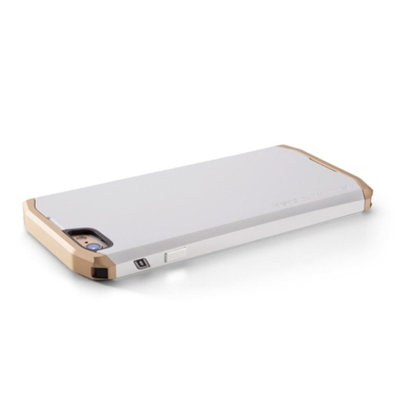 Element Case Solace iPhone 6 White/Gold - 4