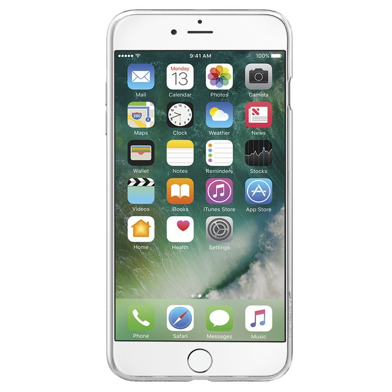 Spigen AirSkin iPhone 7 Plus Soft Clear - 3