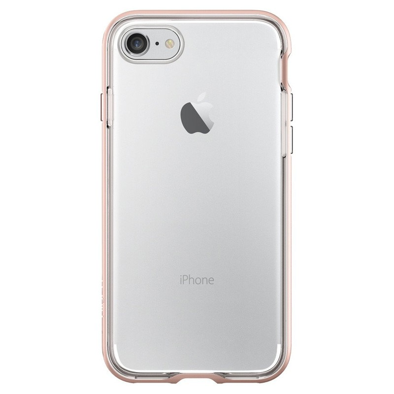 Spigen Neo Hybrid Crystal iPhone 7 Rose Gold/Clear - 6