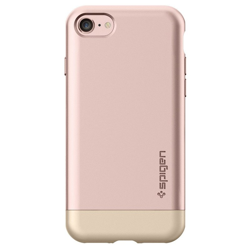 Spigen Style Armor Case iPhone 7 Rose Gold/Gold - 4