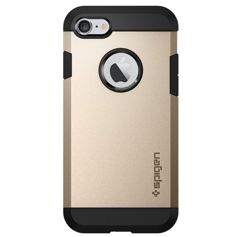 Spigen Tough Armor Case iPhone 7 Champagne Gold - 2