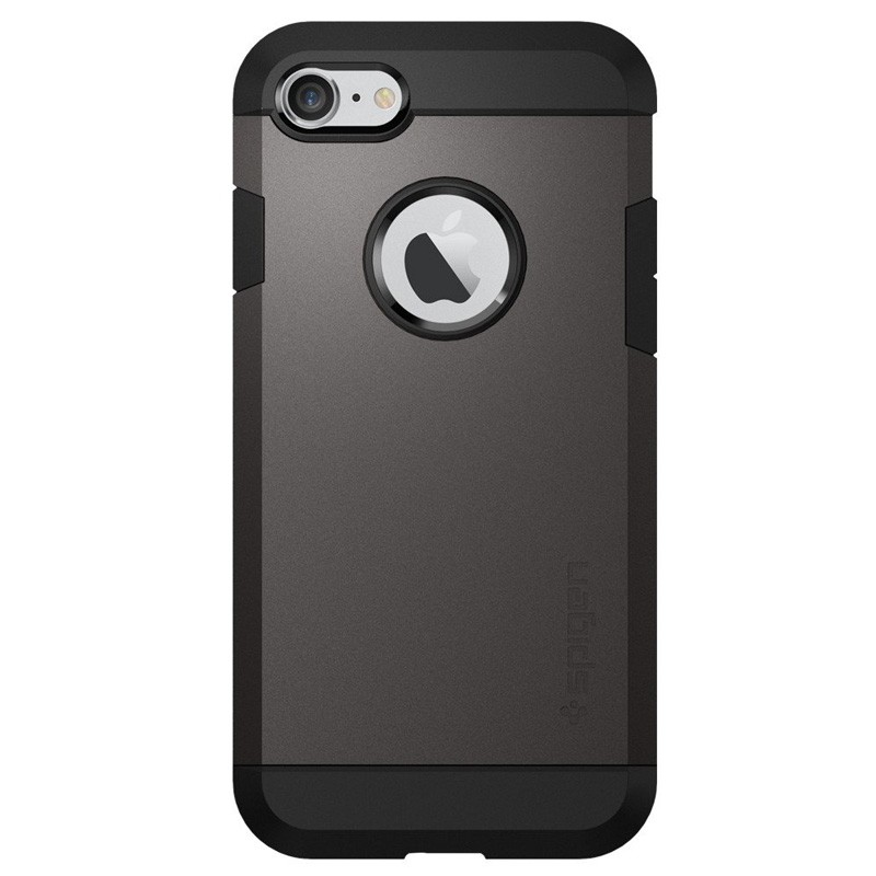 Spigen Tough Armor Case iPhone 7 Gunmetal - 2