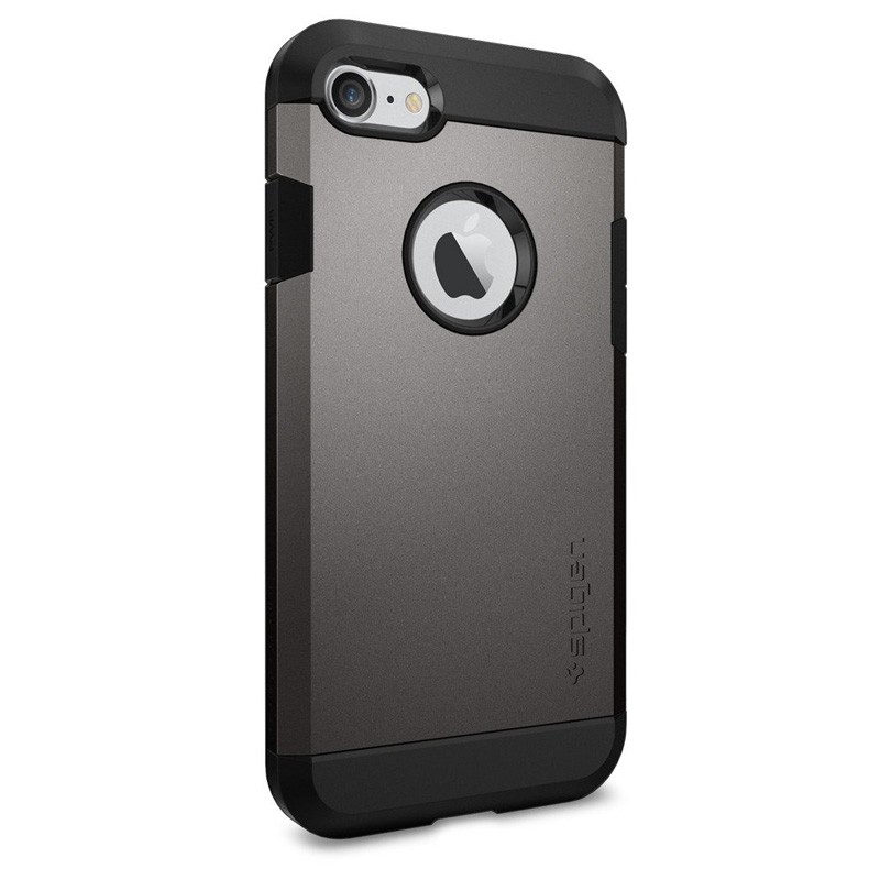 Spigen Tough Armor Case iPhone 7 Gunmetal - 3