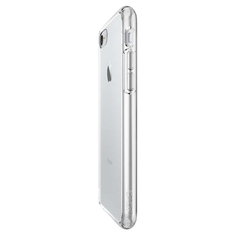 Spigen Ultra Hybrid iPhone 7 Clear - 4