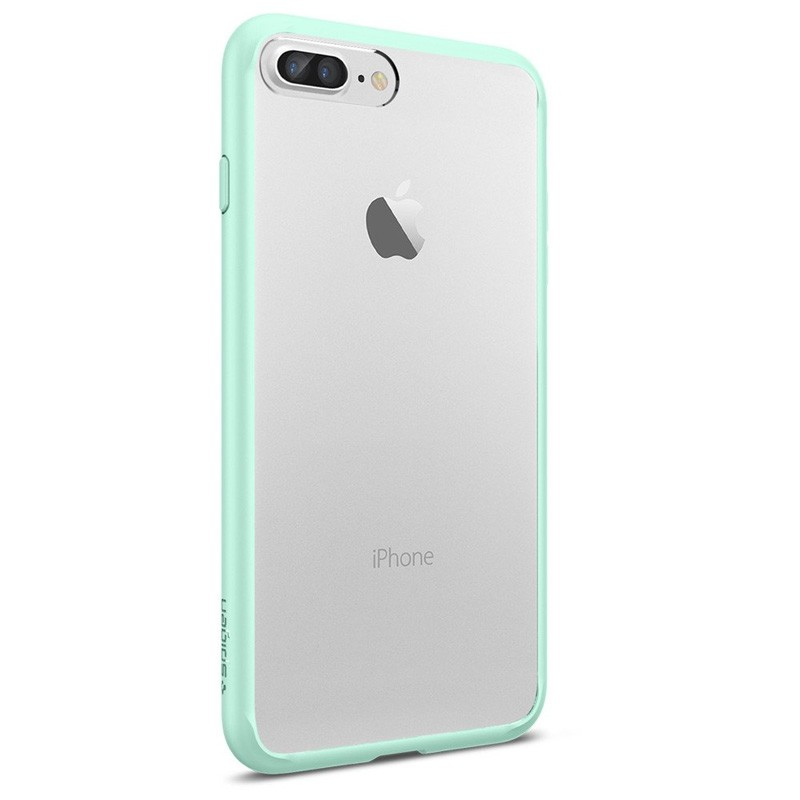 Spigen Ultra Hybrid iPhone 7 Plus Mint Green - 6