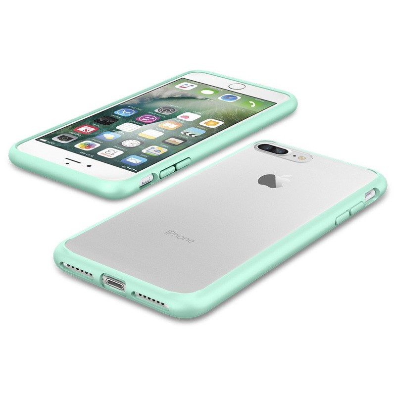 Spigen Ultra Hybrid iPhone 7 Plus Mint Green - 3
