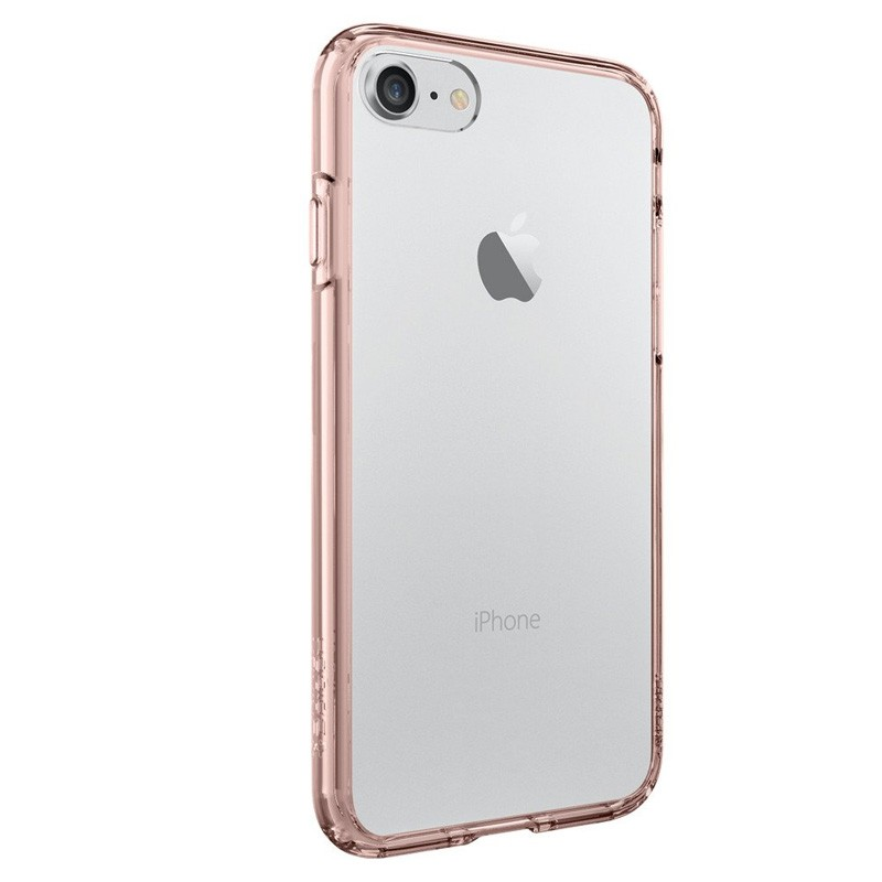 Spigen Ultra Hybrid iPhone 7 Rose Gold/Clear - 6