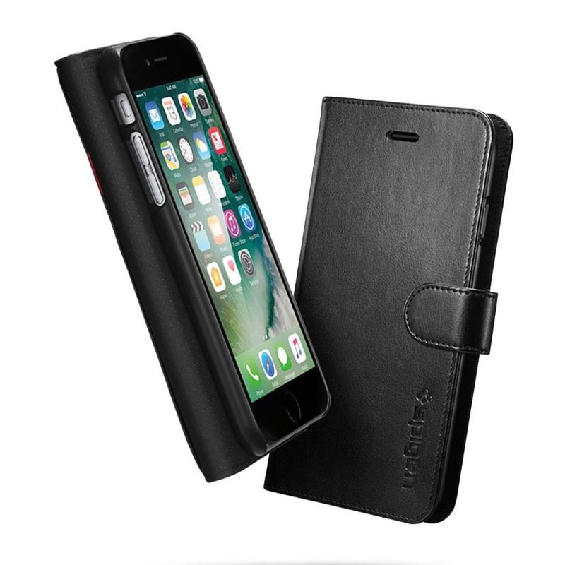 Spigen Wallet S Case iPhone 7 Black - 5