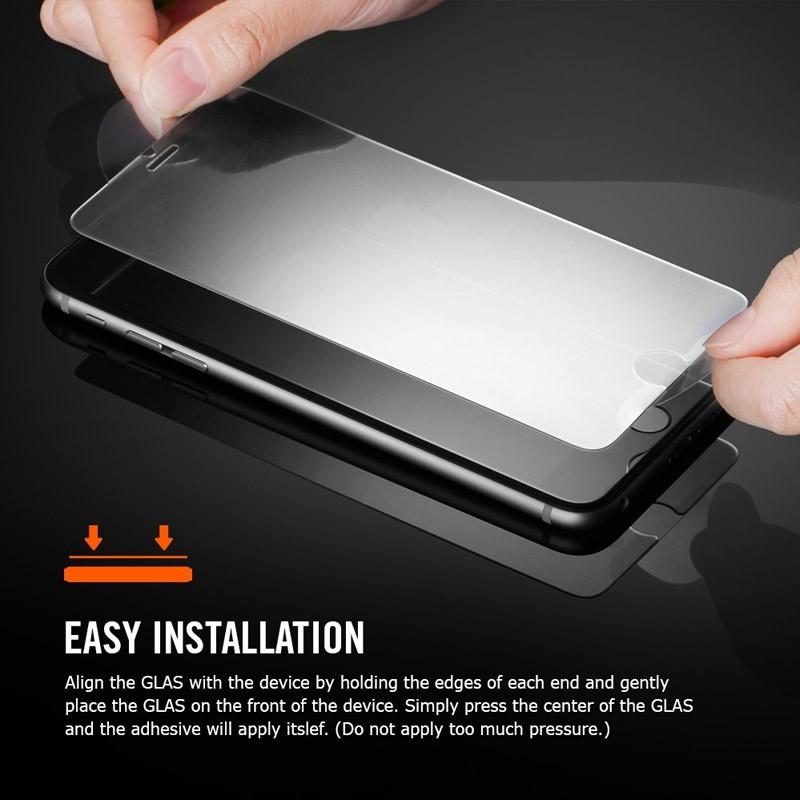 Spigen Glass Screenprotector iPhone 6 - 10