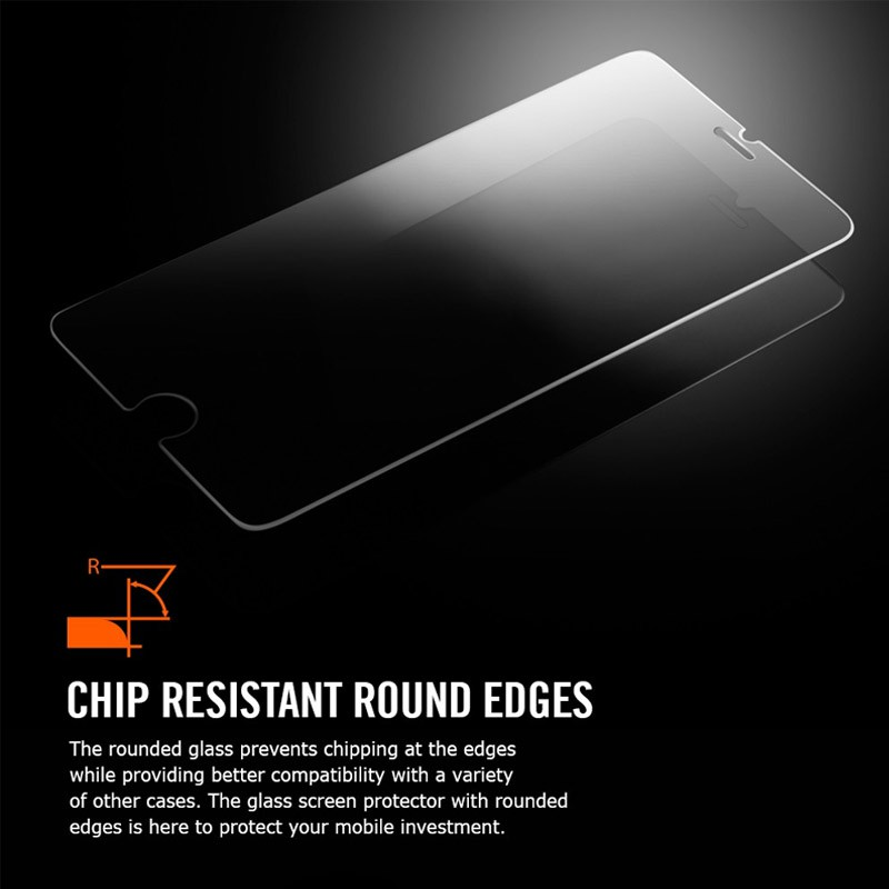 Spigen Glass Screenprotector iPhone 6 Plus - 2