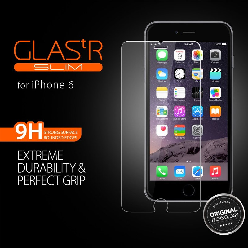 Spigen Glass Screenprotector iPhone 6 - 6