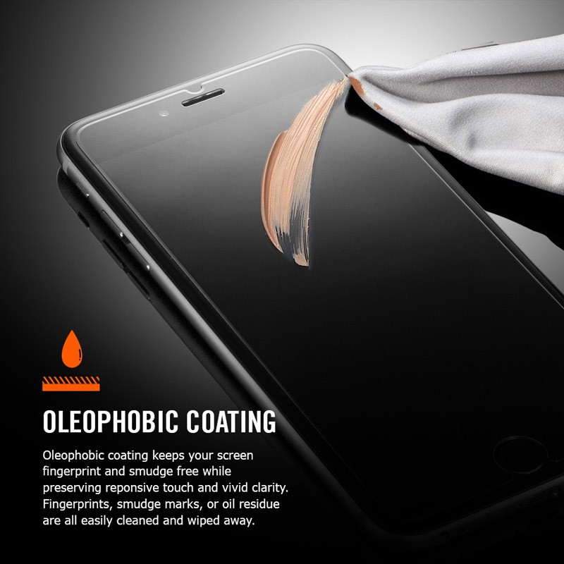 Spigen Glass Screenprotector iPhone 6 - 9