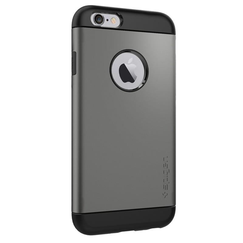 Spigen Slim Armor Case iPhone 6 Gunmetal - 2