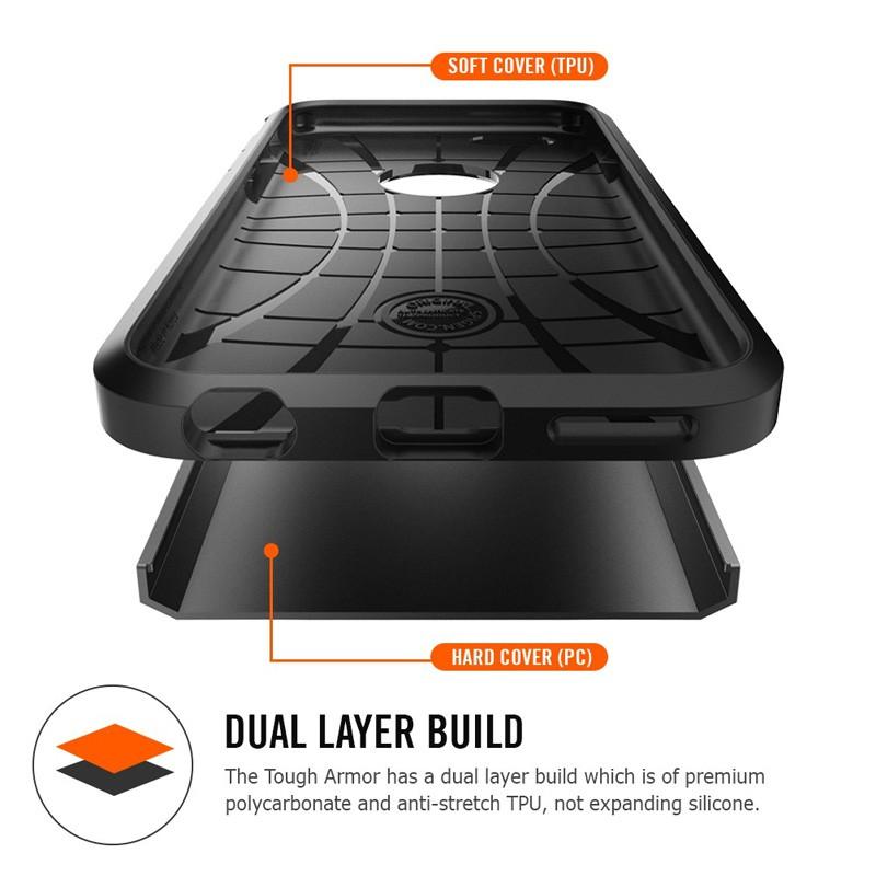 Spigen Tough Armor Case iPhone 6 Black - 9