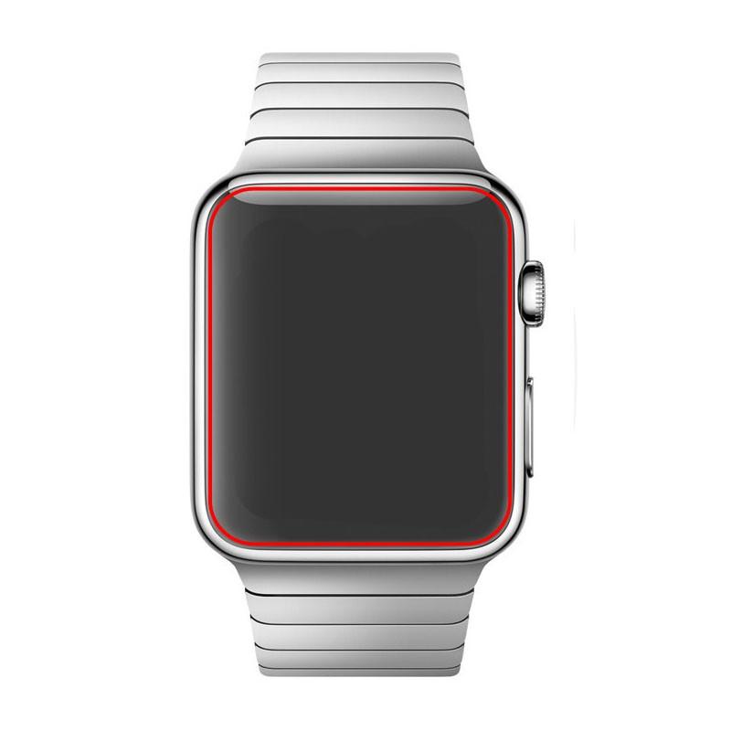 Spigen Steinheil Flex Screenprotector Apple Watch 42mm - 2