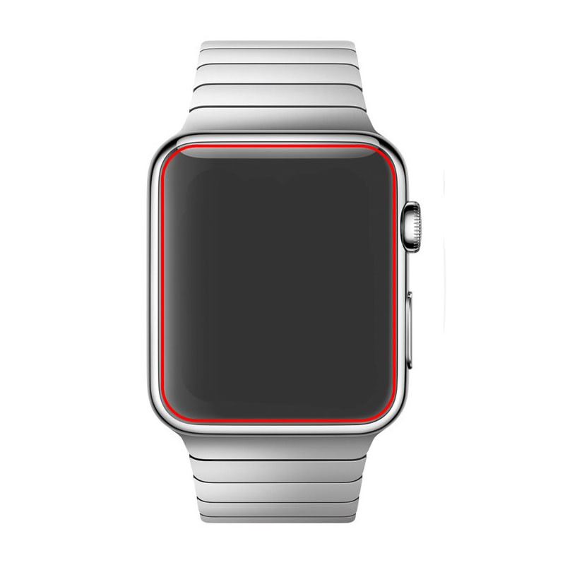 Spigen Steinheil Flex Screenprotector Apple Watch 38mm - 2