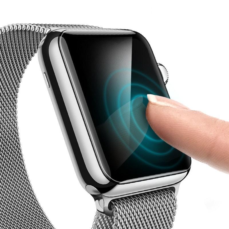 Spigen Steinheil Flex Screenprotector Apple Watch 42mm - 4