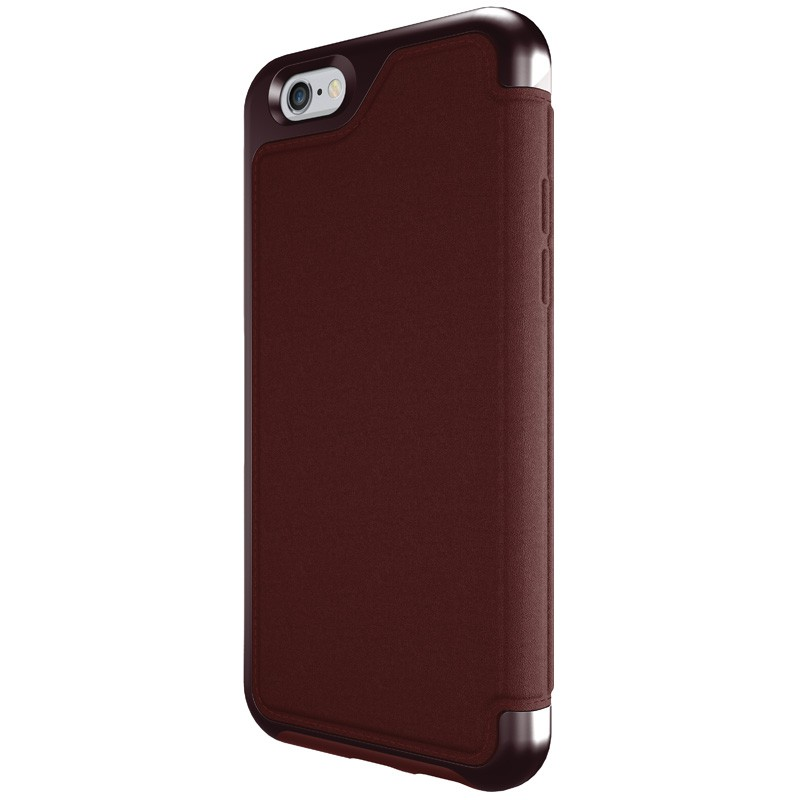 Otterbox Strada Folio iPhone 6 Brown - 1