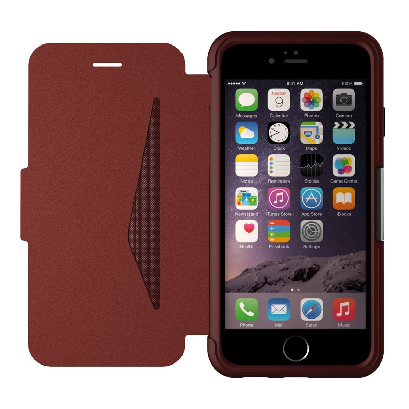 Otterbox Strada Folio iPhone 6 Brown - 3