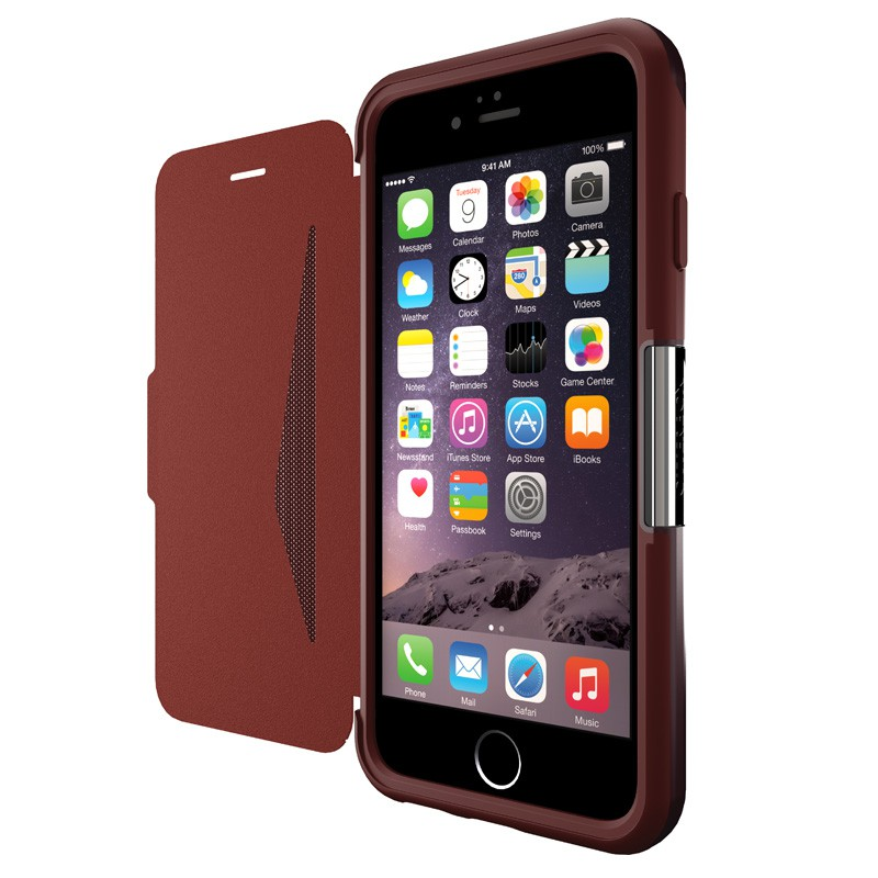 Otterbox Strada Folio iPhone 6 Brown - 6