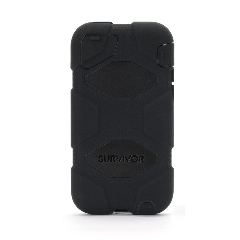 Griffin Survivor Extreme iPhone 5C Black - 2