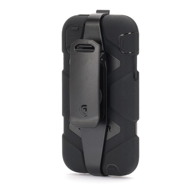 Griffin Survivor Extreme iPhone 5C Black - 5