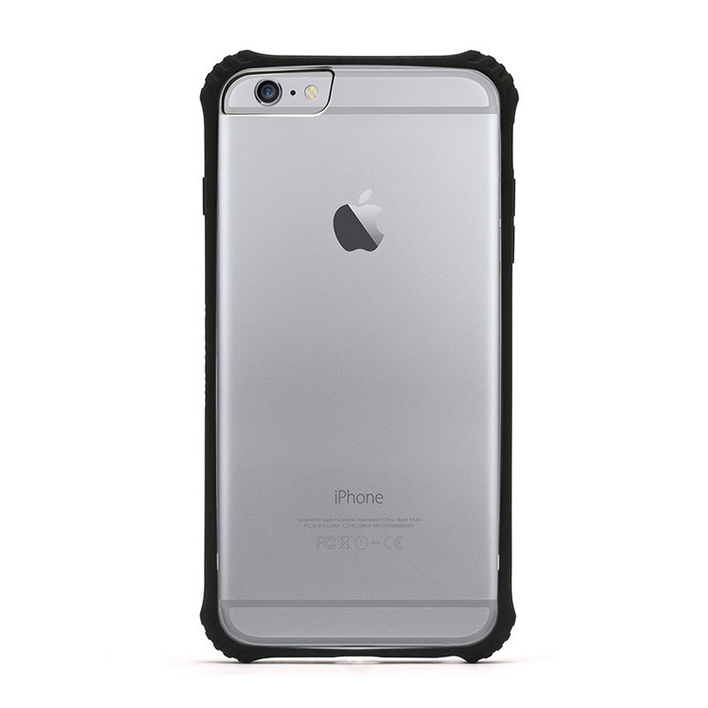 Griffin Survivor Clear iPhone 6 Plus Black - 1