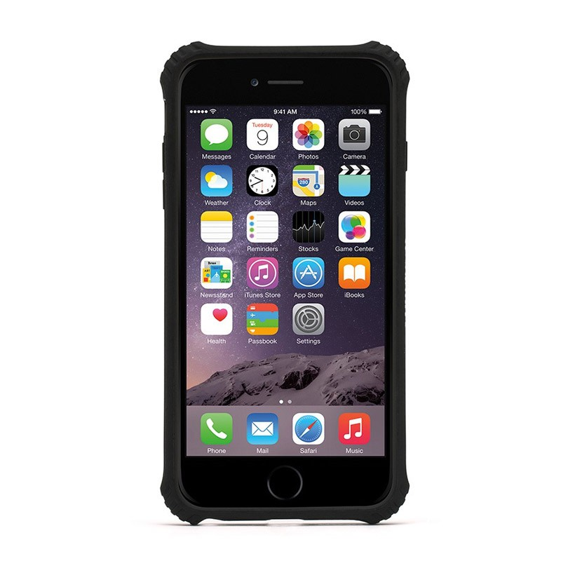 Griffin Survivor Clear iPhone 6 Plus Black - 2