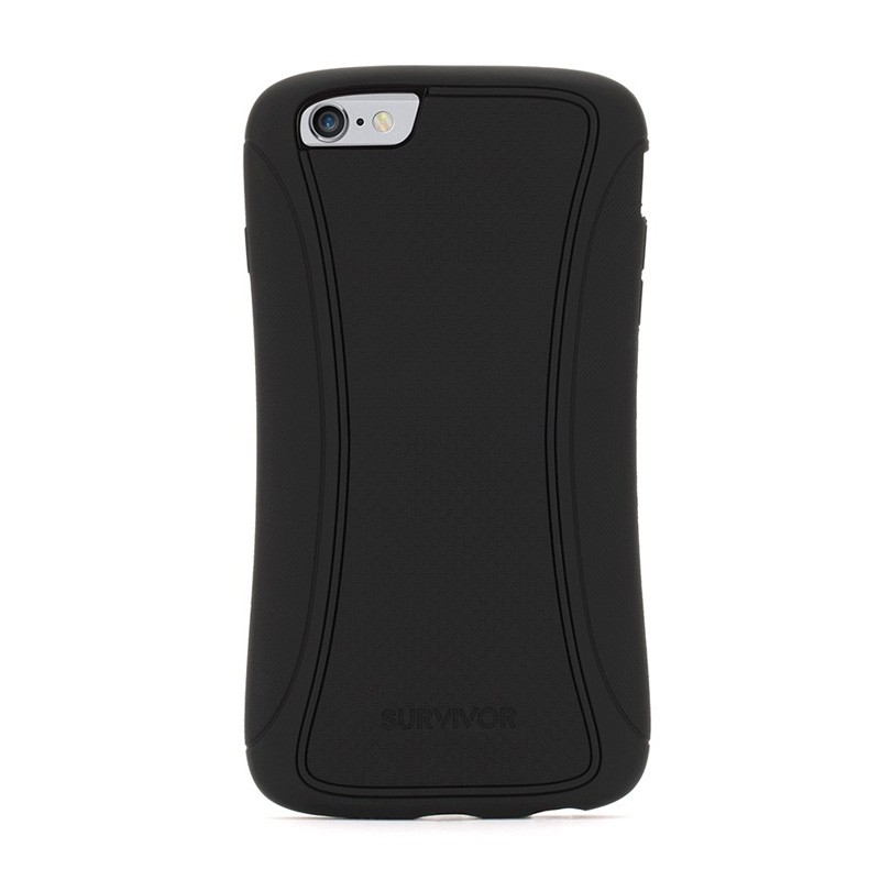 Griffin Survivor Slim iPhone 6 Plus Black - 1