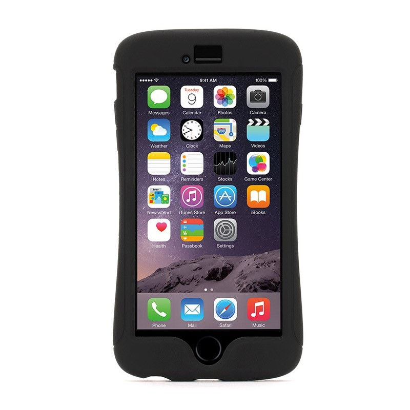 Griffin Survivor Slim iPhone 6 Plus Black - 2