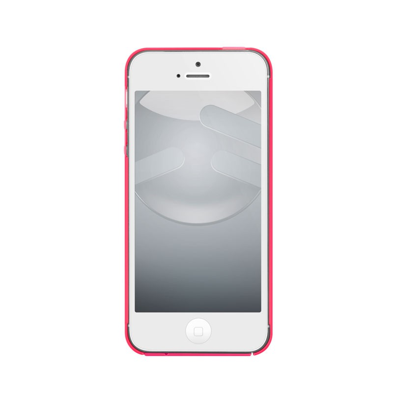 Switcheasy Nude iPhone 5 (fuchsia pink) 03