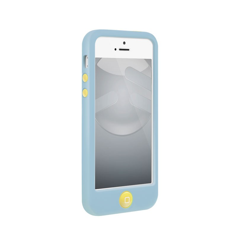 Switcheasy Silicon Colors iPhone 5 (baby blue) 01