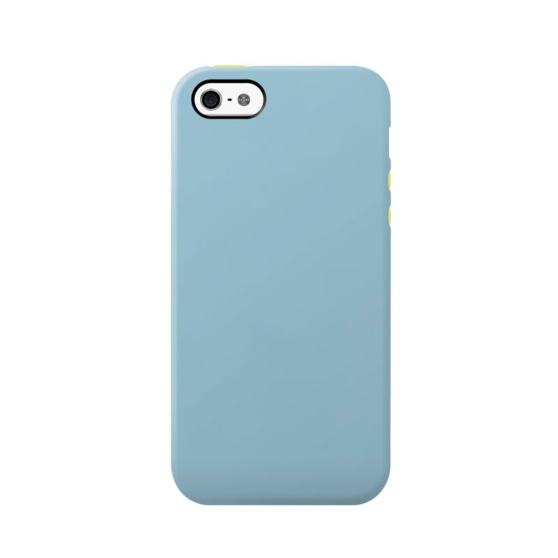 Switcheasy Silicon Colors iPhone 5 (baby blue) 02
