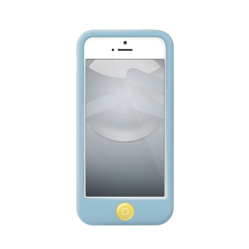 Switcheasy Silicon Colors iPhone 5 (baby blue) 03