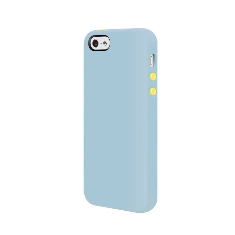 Switcheasy Silicon Colors iPhone 5 (baby blue) 04