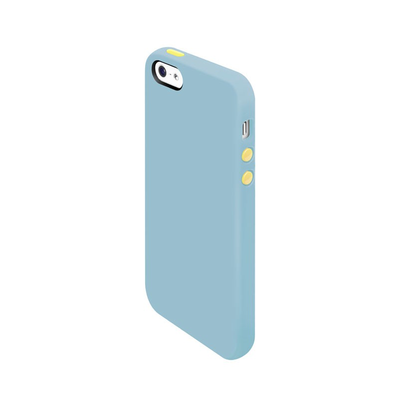 Switcheasy Silicon Colors iPhone 5 (baby blue) 06